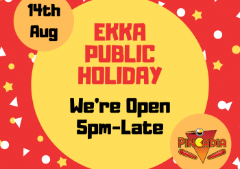 Ekka Holiday Trading Hours